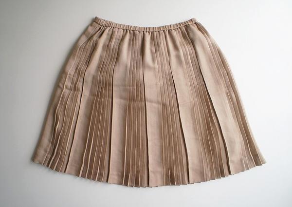 LoisCRAYON(ロイスクレヨン) 古着 リサイクル プリーツスカート