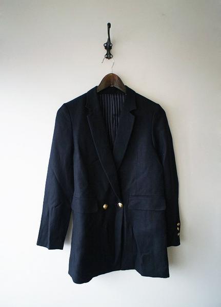 LoisCRAYON(ロイスクレヨン) 古着 リサイクル ロングテーラードジャケット