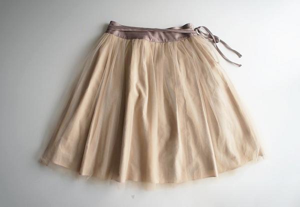 LoisCRAYON(ロイスクレヨン) 古着 リサイクル ボリュームチュールスカート