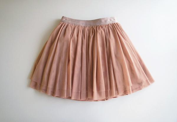 LoisCRAYON(ロイスクレヨン) 古着 リサイクル チュールボリュームスカート