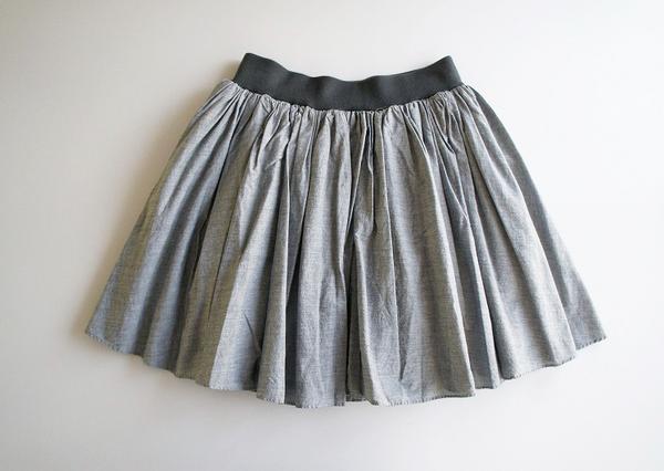 LoisCRAYON(ロイスクレヨン) 古着 リサイクル ボリュームスカート