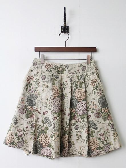 LoisCRAYON(ロイスクレヨン) 古着 リサイクル ゴブラン織りフレアスカート