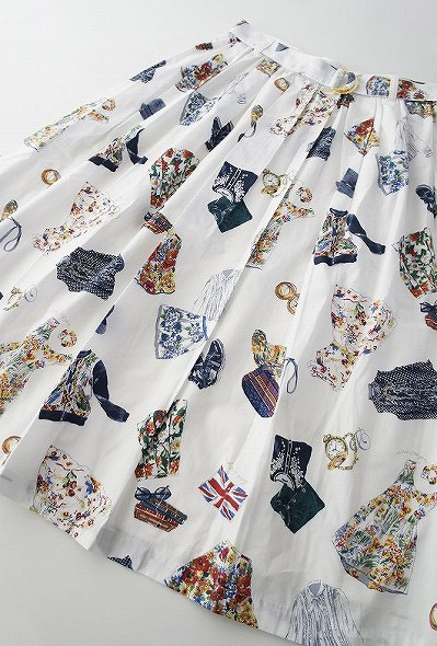 LoisCRAYON(ロイスクレヨン) 古着 リサイクル クローゼットPTスカート