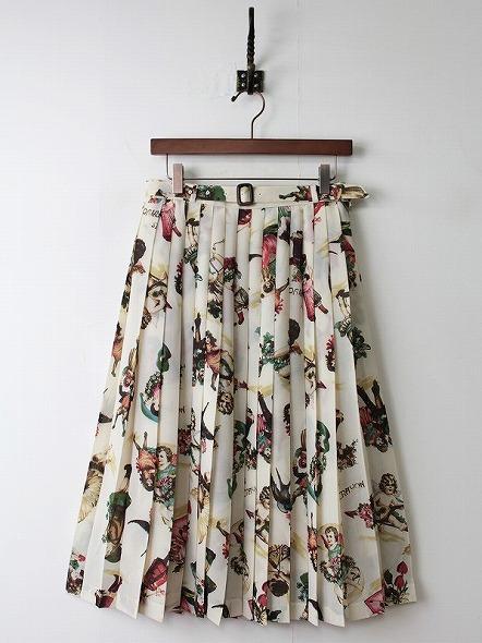 LoisCRAYON(ロイスクレヨン) 古着 リサイクル DREAMIN プリーツ スカート