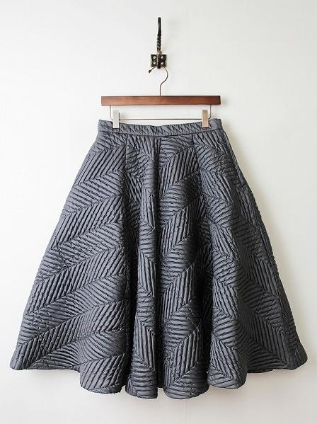 LoisCRAYON(ロイスクレヨン) 古着 リサイクル キルティング スカート
