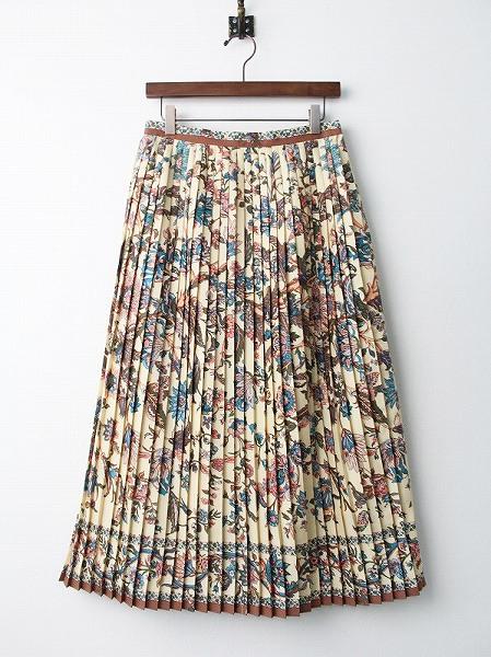 LoisCRAYON(ロイスクレヨン) 古着 リサイクル ペルシャサラサ スカート