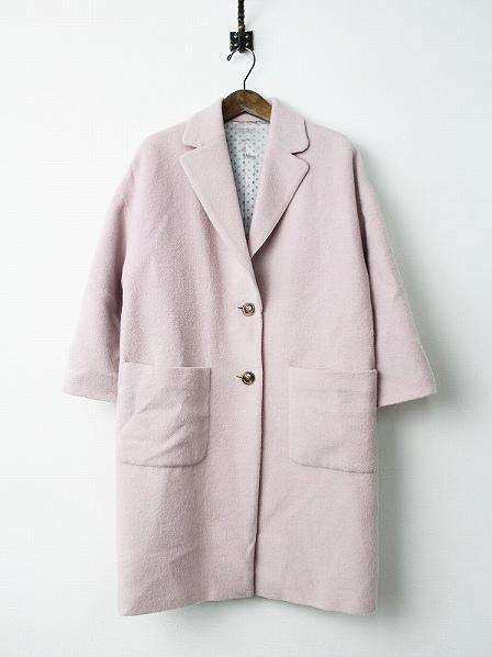 LoisCRAYON(ロイスクレヨン) 古着 リサイクル パステルカラー コート