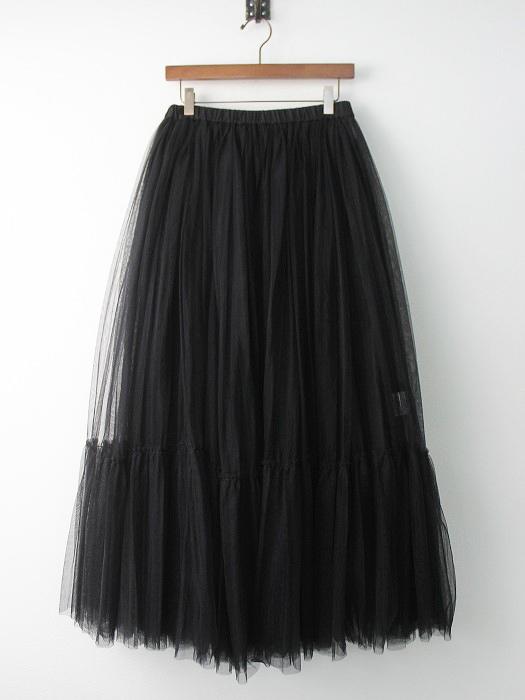 LoisCRAYON(ロイスクレヨン) ボリューム ロング チュール スカート
