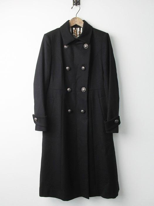 LoisCRAYON(ロイスクレヨン) 古着 リサイクル ダブルボタン コート