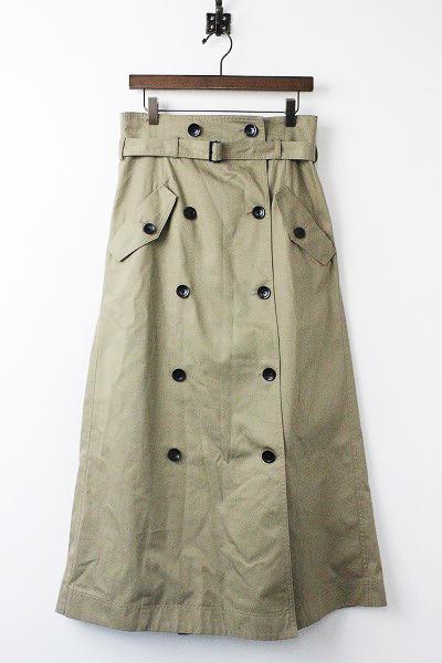 LoisCRAYON(ロイスクレヨン) 古着 リサイクル トレンチ スカート