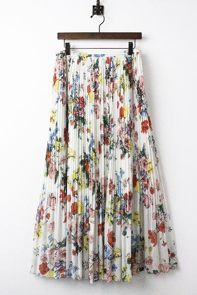 LoisCRAYON(ロイスクレヨン) ブーケ プリント スカート