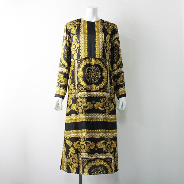 LoisCRAYON(ロイスクレヨン) 古着 リサイクル 2019AW Lois CRAYON ロイスクレヨン &ellecy アンドエルシー ネコバンダナ dress